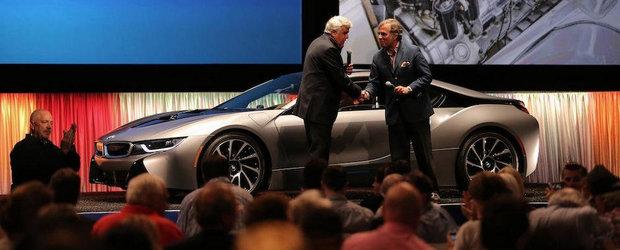 Cel mai scump BMW i8 din lume s-a vandut cu 825.000 dolari