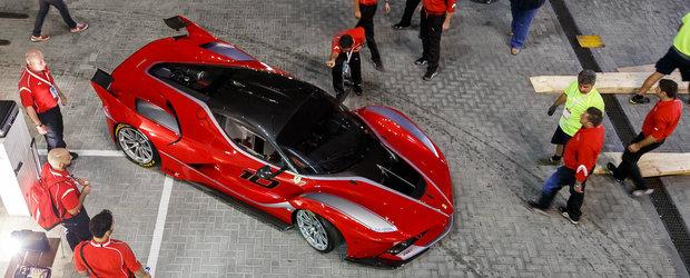 Cel mai scump cadou pentru sotie: un LaFerrari FXX K de $2,7 milioane