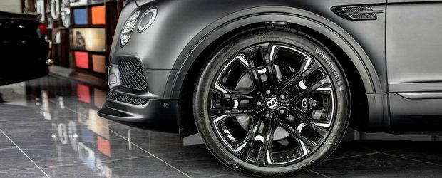 Cel mai scump SUV al lumii a intrat in atelierele Wheelsandmore. Cum arata acum si cati cai are sub capota