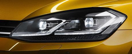 Cel mai scump Volkswagen Golf porneste in Romania de la 36.879 euro