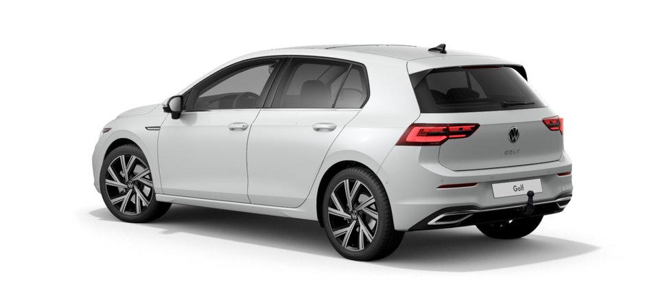 Cel mai scump VW Golf 8 din Romania