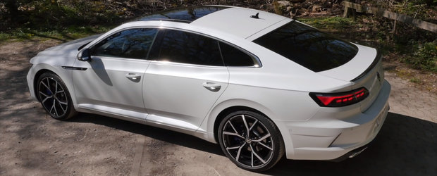 Cel mai sexy Volkswagen pe care il poti cumpara in clipa de fata. Cum arata in realitate versiunea cu 320 CP si 4x4 in standard
