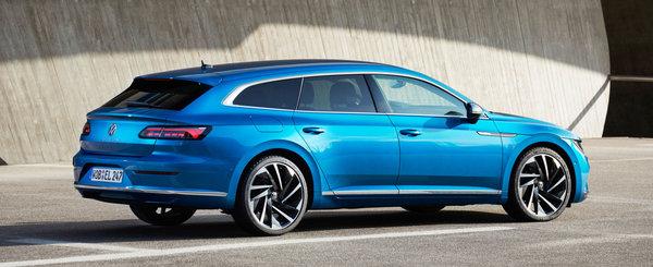 Cel mai sexy Volkswagen pe care il poti cumpara in clipa de fata. Nemtii au publicat noi fotografii oficiale
