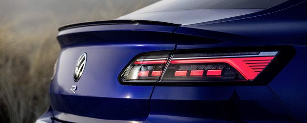 Cel mai sexy Volkswagen pe care il poti cumpara in clipa de fata. Cat costa in Romania versiunea cu 320 CP si 4x4 in standard