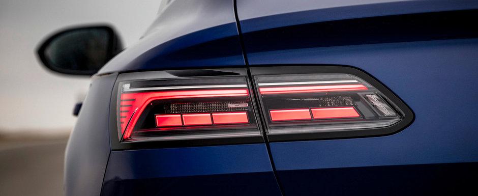Cel mai sexy Volkswagen pe care il poti cumpara in clipa de fata. Nemtii au publicat noi poze cu versiunea de 320 CP si 4x4