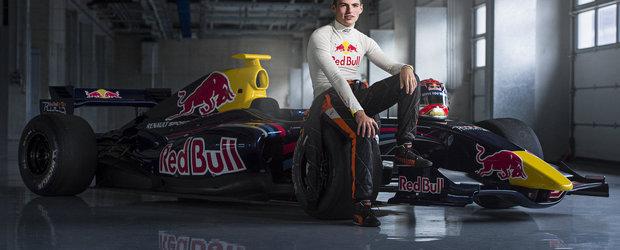 Cel mai tanar pilot din Formula 1 nu are varsta necesara de permis