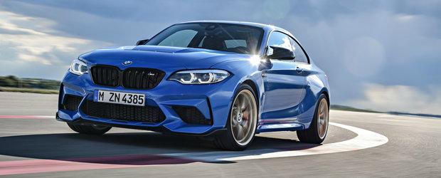 Cel mai tare BMW M2 pe care il poti cumpara a dovedit ce poate. Timpul obtinut pe 'Ring