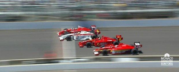 Cel mai tare final de cursa din istoria motorsportului?