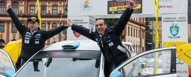 Cel mai tare pilot de raliuri al Romaniei, Vali Porcisteanu, are nevoie de tine!