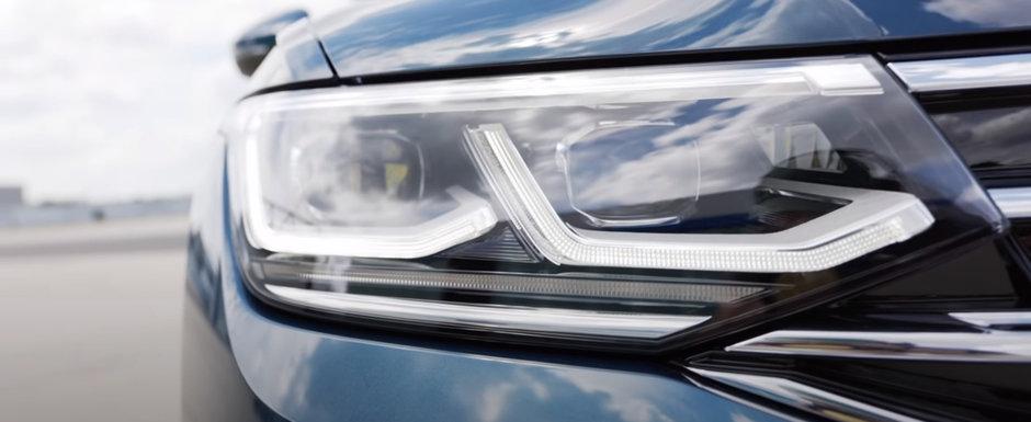 Cel mai vandut Volkswagen din 2019 a primit un facelift major. Cum arata in realitate noul model