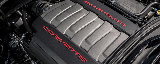 Cele mai eficiente masini cu motor V8