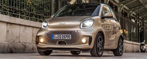 Cele mai ieftine masini electrice care se vand acum in Romania. Plus: ce autonomie are fiecare in parte
