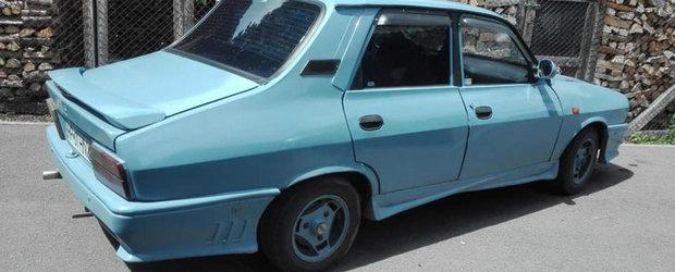 Cele mai ieftine masini inmatriculate in Romania. Unele costa cat un telefon mobil