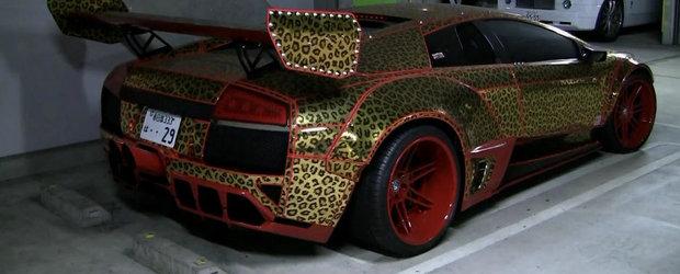 Cele mai nebune Lamborghini-uri din lume le intalnesti in... Japonia, bineinteles