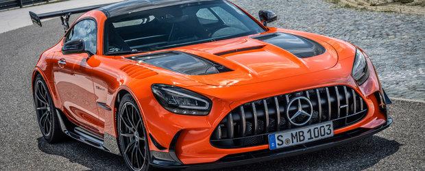 Cele mai puternice Mercedes-uri pe care le poti cumpara acum. Plus cat costa fiecare in Romania