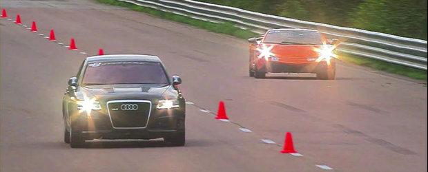 Cele mai rapide masini de la Moscow Unlim 500 - Clasa Gran Turismo