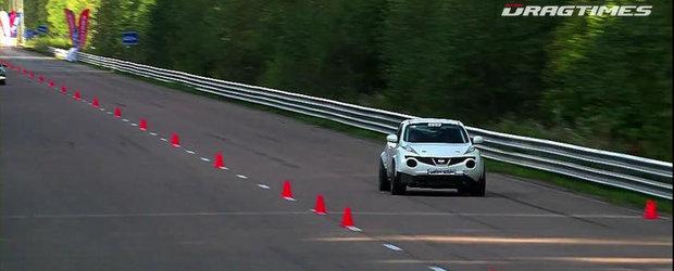Cele mai rapide masini de la Moscow Unlim 500 - Clasa SUV