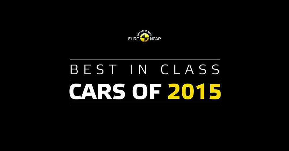 Cele mai sigure masini din 2015 - Cele mai sigure masini din 2015