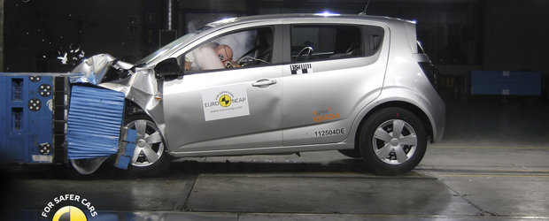 Cele mai sigure masini in 2011, conform Euro NCAP
