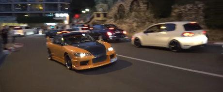 Cele mai tari masini de pe sosea s-au aflat zilele trecute la MONACO. Printre ele si un Nissan misterios de PRAHOVA