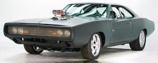 Celebra masina condusa de Vin Diesel in Fast&Furious e scoasa la vanzare