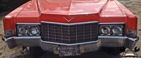 Celebrul Cadillac din Nea Marin Miliardar este parasit. Merita salvat?