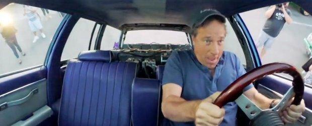 Celebrul prezentator Mike Rowe experimenteaza furia unui low-rider