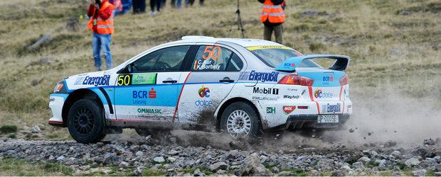 Celebrul Titi Aur vine la Sibiu Rally Challenge pe... 2 roti!