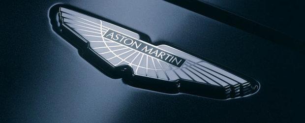 Centenar Aston Martin: Se va lansa un model 100% nou