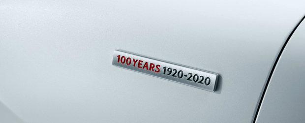 Centenar Mazda celebrat cu o editie speciala 100th Anniversary pentru toate modelele din gama