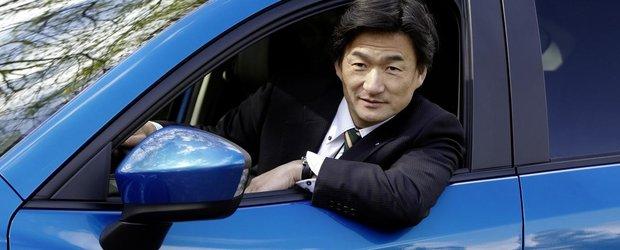 Centrul de cercetare si dezvoltare Mazda din Europa are un nou director