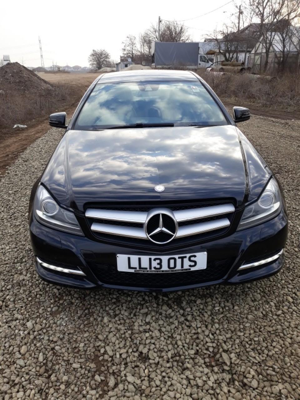Centuri siguranta fata Mercedes C-CLASS W204 2013 coupe 2.2