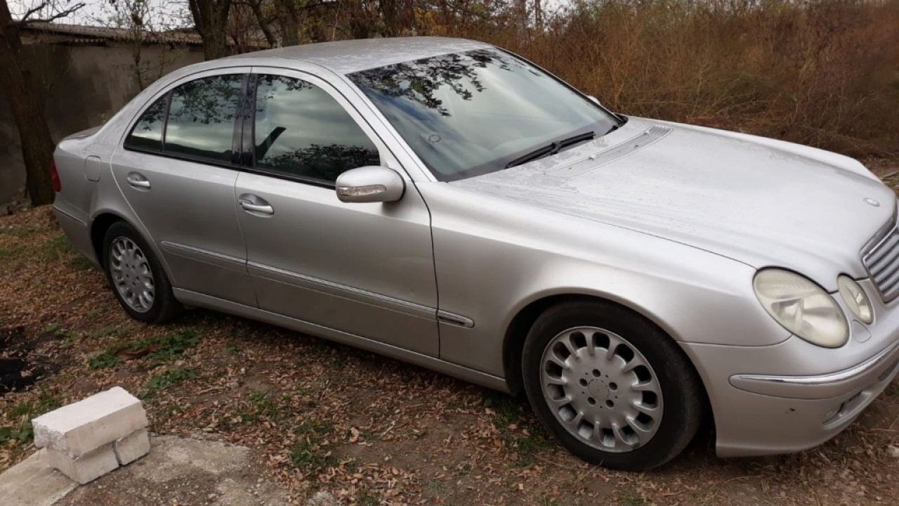 Centuri siguranta fata Mercedes E-CLASS W211 2003 berlina 2.2