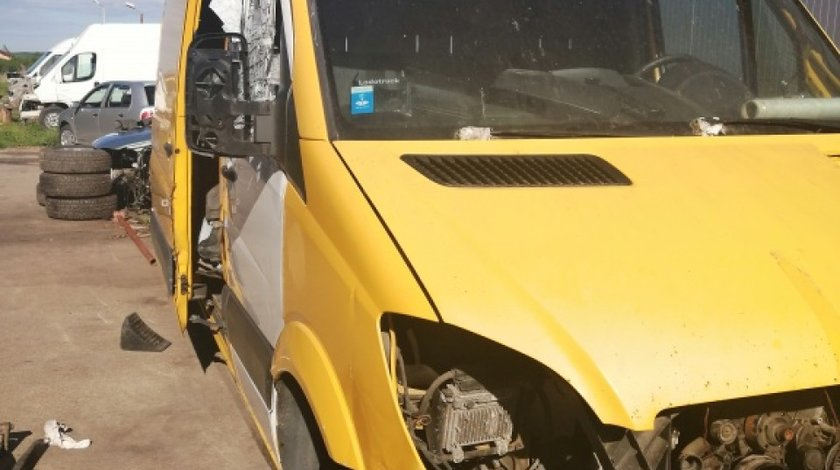 Centuri siguranta fata Mercedes Sprinter W905 2008 Duba 2.2