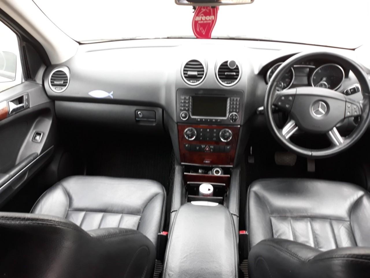 Centuri siguranta spate Mercedes M-CLASS W164 2007 SUV 3.0