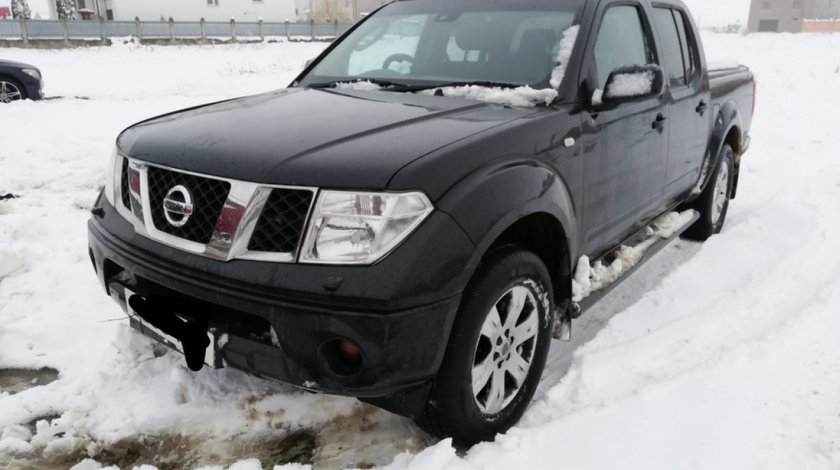 Centuri siguranta spate Nissan NAVARA 2006 Pick-up 2.5DCI