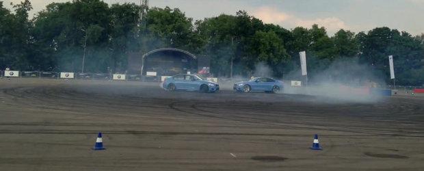 Cerculete in tandem cu noile BMW M3 Sedan si M4 Coupe
