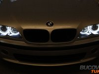 CERCURI ANGEL EYES BMW SERIA 3 E46 SMD LED