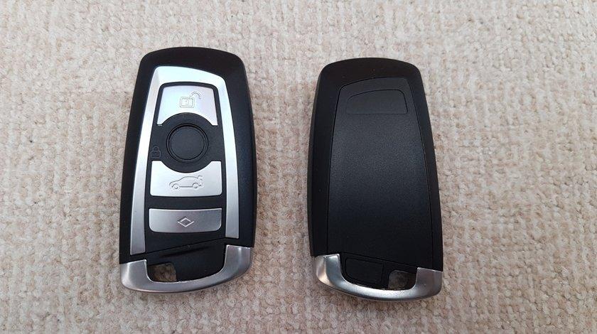 Cheie BMW 433MHz sau 868MHz CAS4/CAS4+ System seria F , seria 1 3 5 7 , completa