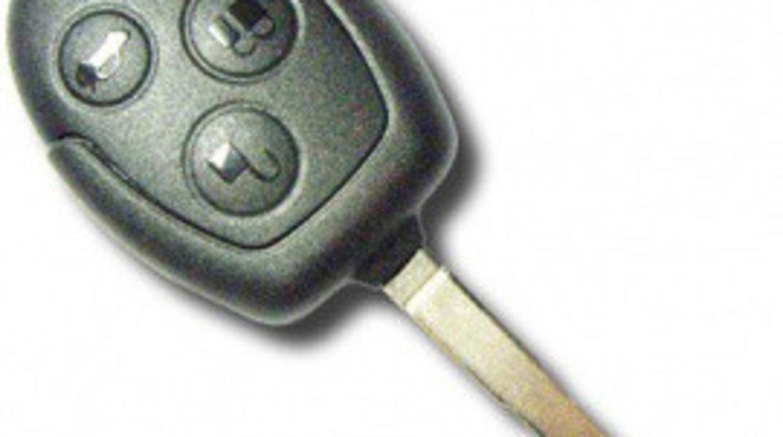 Cheie Completa Ford 3 butoane lamela laser noul model - CCF27022