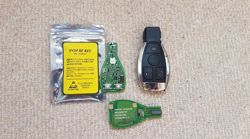 Cheie Mercedes Benz Xhorse VVDI BE Key Pro V1.5 = 200 Points = 1 MB BGA Token