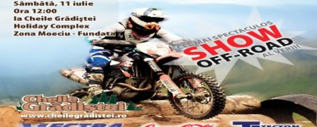 Cheile Gradistei Endurocross - Campionatul National de Endurocross