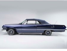 Chevolet Impala modificat de West Coast Customs