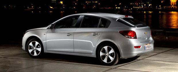 Chevrolet a inregistrat vanzari record la nivel global in primul trimestru al anului