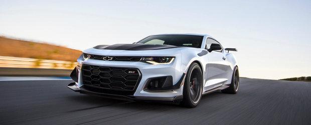 Chevrolet a lansat muscle car-ul care stie sa ia si curbe, nu numai sa mearga in linie dreapta