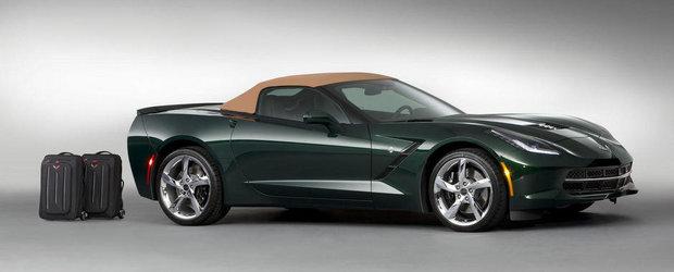 Chevrolet anunta noua editie speciala Corvette Stingray Convertible Premiere