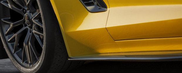 Chevrolet anunta revenirea modelului Corvette Z06