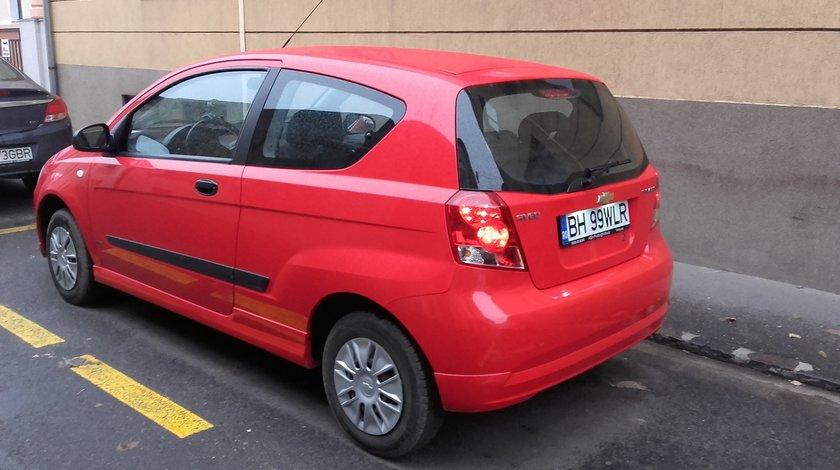 Chevrolet Aveo 1,2 benzina 2007