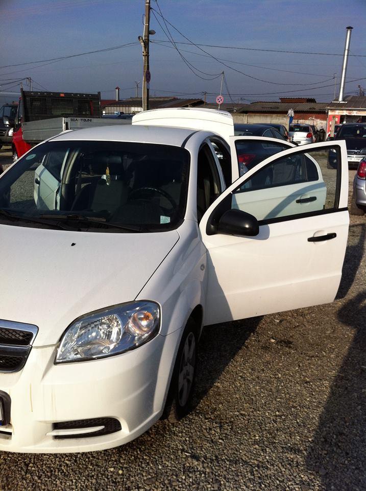 Chevrolet Aveo Aveo 2010 3296083