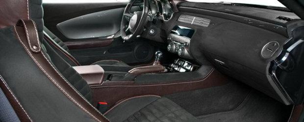 Chevrolet Camaro by Vilner - Bulgarii recidiveaza!